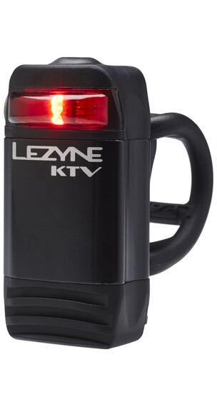 Lezyne KTV Drive Fietsverlichting zwart